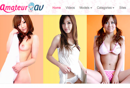 Most popular adult website if you want awesome Japanese stuff