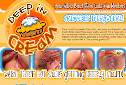 One of the top adult website to have fun with some fine creampie videos