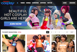 This one is the most interesting paid adult site if you like hot Japanese flicks