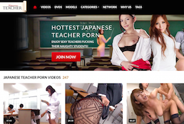 This one is the most awesome pay adult site offering awesome Japanese scenes