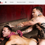 Nice pay site if you're up for great gay quality porn