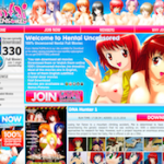 This one is the most worthy premium xxx site offering class-A hentai stuff