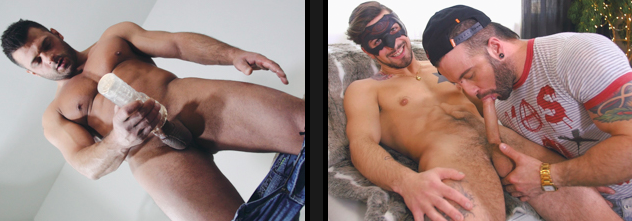 Recommended premium website offering amazing gay content