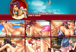 Definitely the most exciting premium xxx site if you're into awesome hentai content